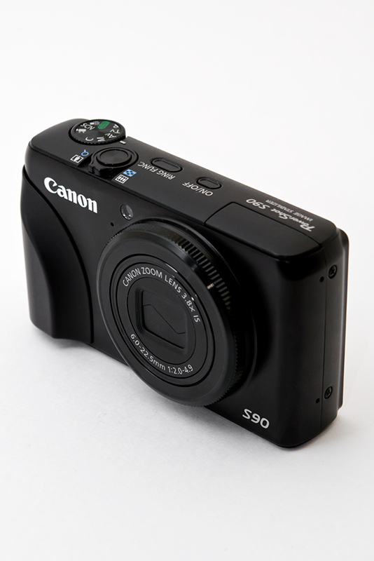 Canon S90 Grip